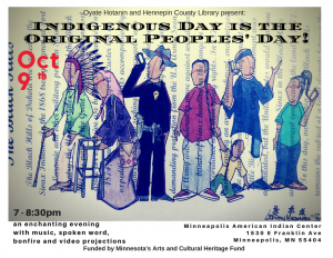 An Enchanting Evening - Indigenous Day is the Original Peoples' Day @ Outside Amphitheatre